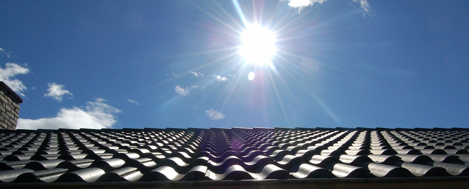 Summer Roofing Damage