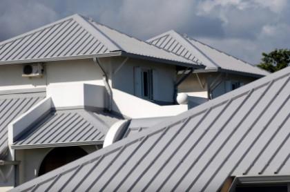 Managing a Metal Roof Leak